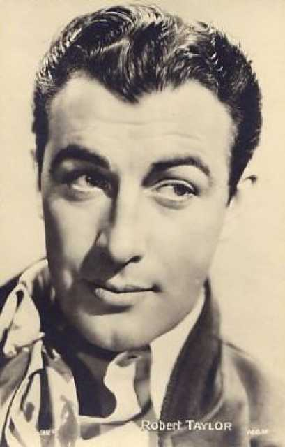 Portrait Robert Taylor