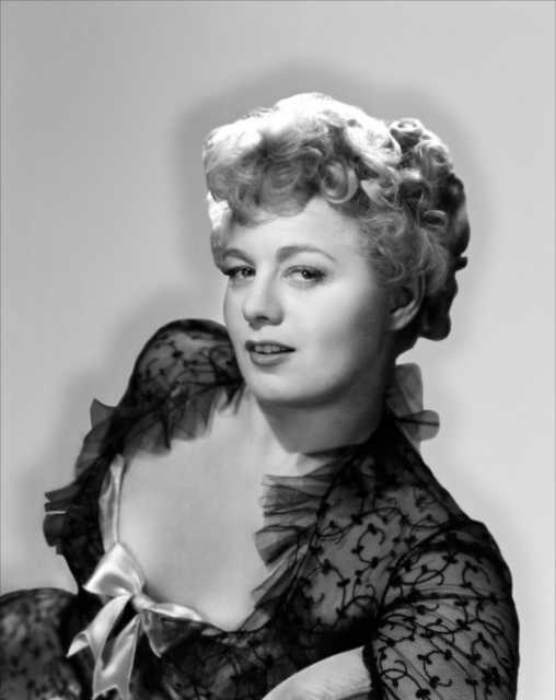 Portrait Shelley Winters