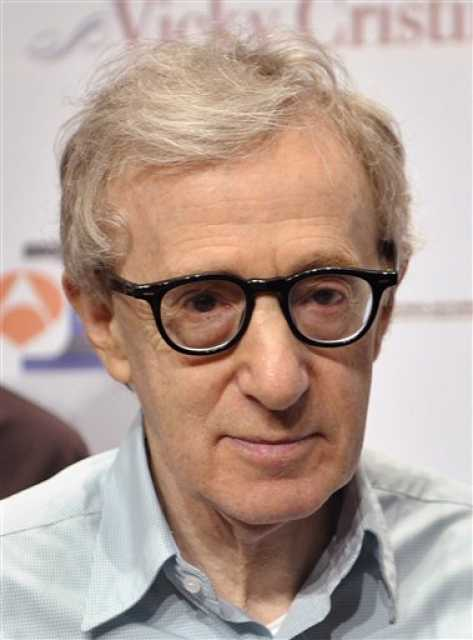 Portrait Woody Allen