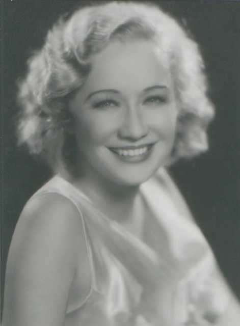 Portrait Miriam Hopkins