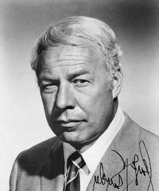 Portrait George Kennedy