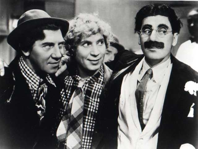 Szenenfoto aus dem Film 'The Marx Brothers at the Circus' © Metro-Goldwyn-Mayer (MGM),