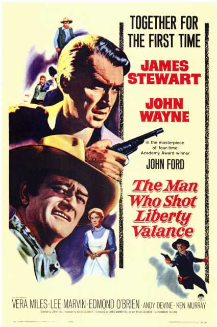 Foto The Man who shot Liberty Valance © Production Companies / arte - Stills Photographer's name not on file